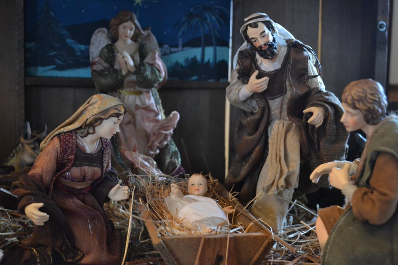 2014 Christmas Scenes