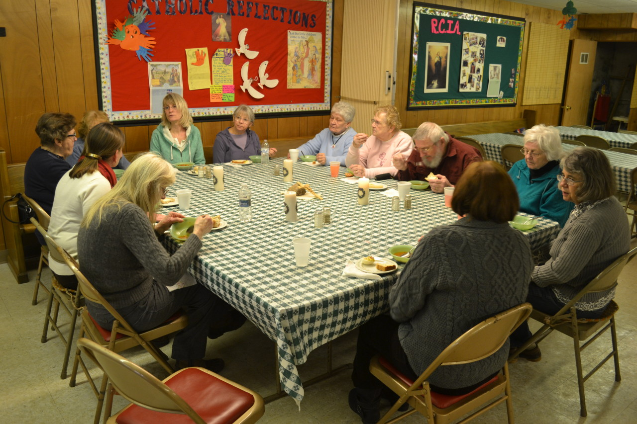 2015 Lenten Soup Suppers