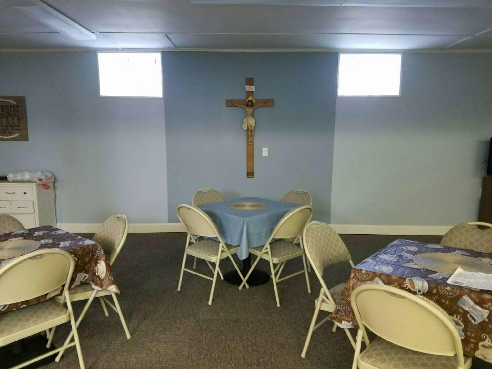 St. Thomas Fellowship Room