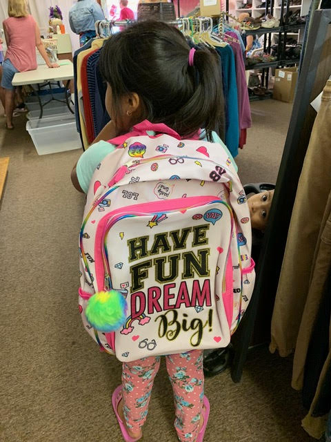 Backpack Bonanza 2019